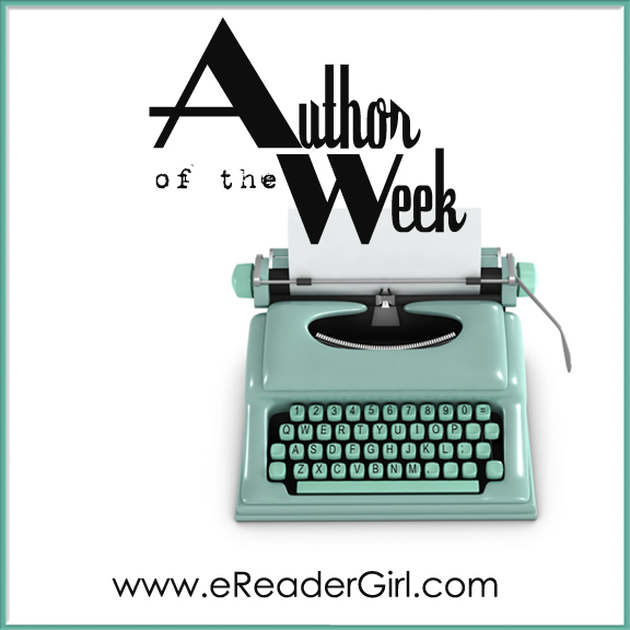 Author of the Week eReader girl