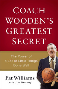Coach Wooden's Greatest Secret cover photo