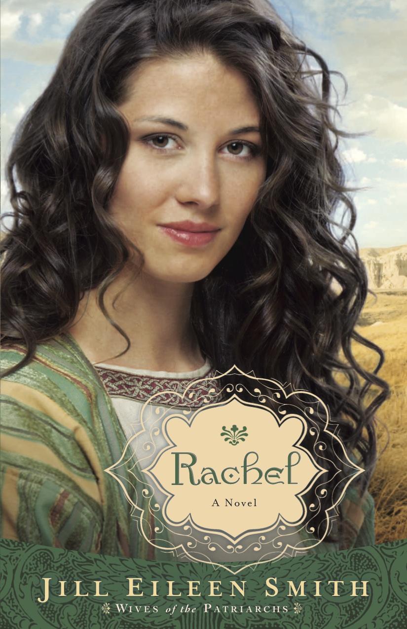 Rachel Book Cover