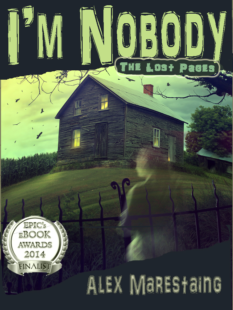 I'm Nobody-The Lost Pages Cover