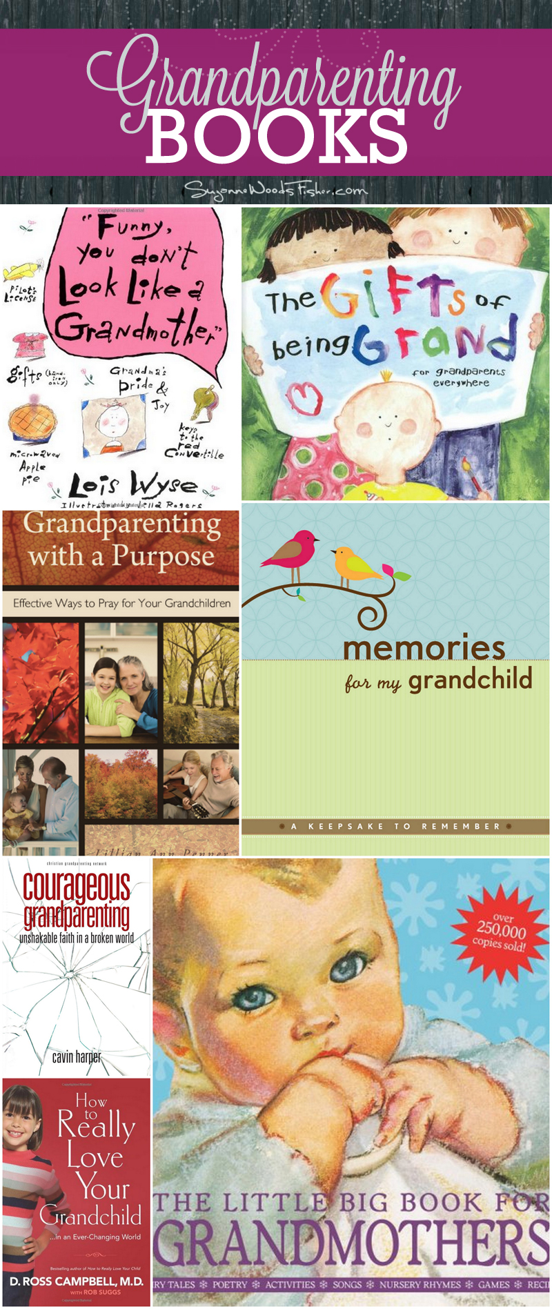 grandparenting books