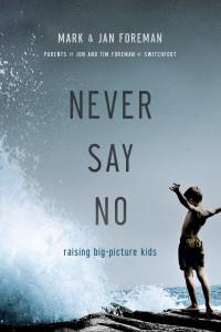 Never Say No HI