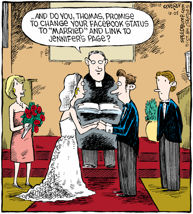 Friday Funny Wedding Comics Suzanne Woods Fisher