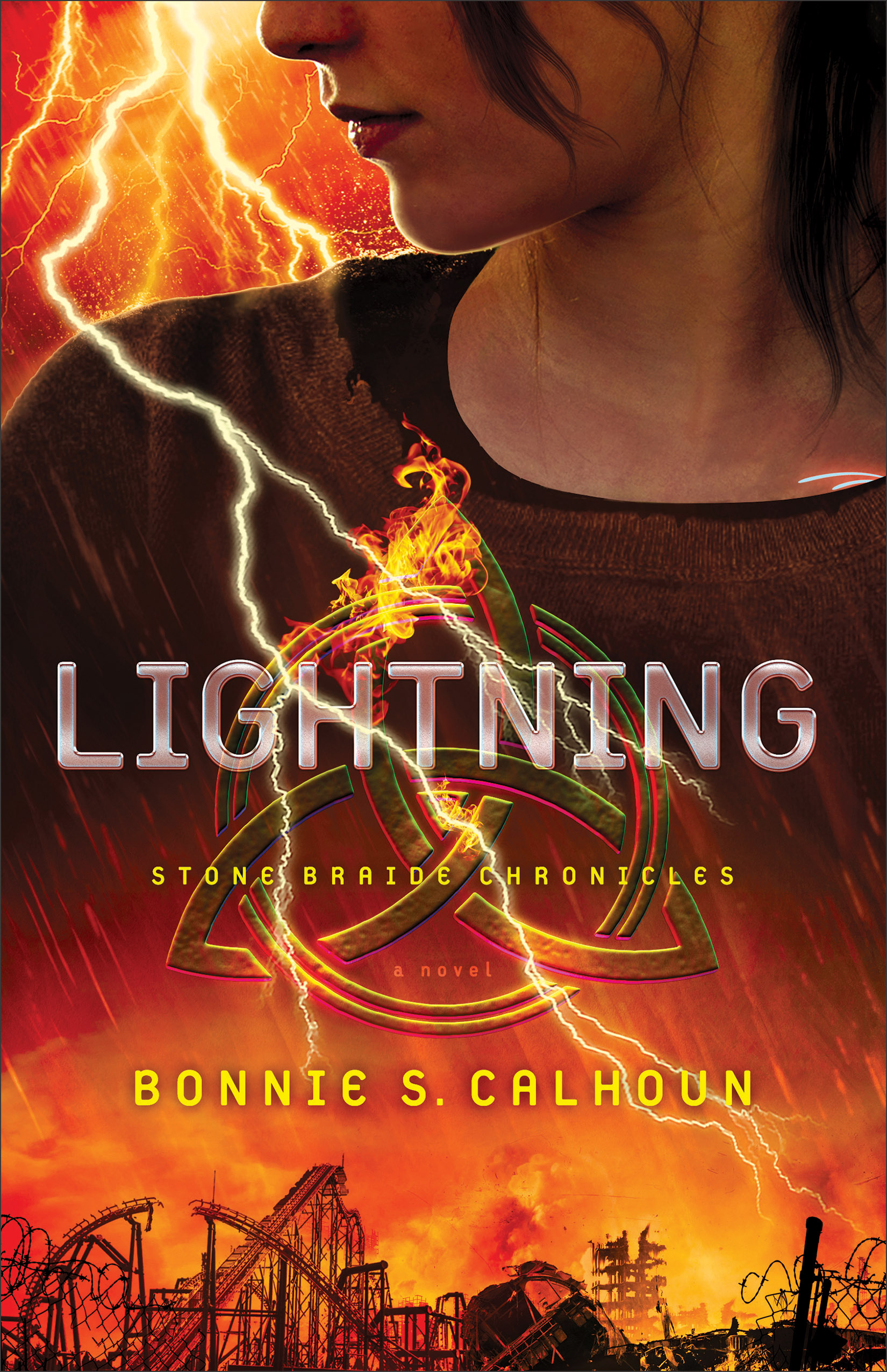 Lightning Book Cover