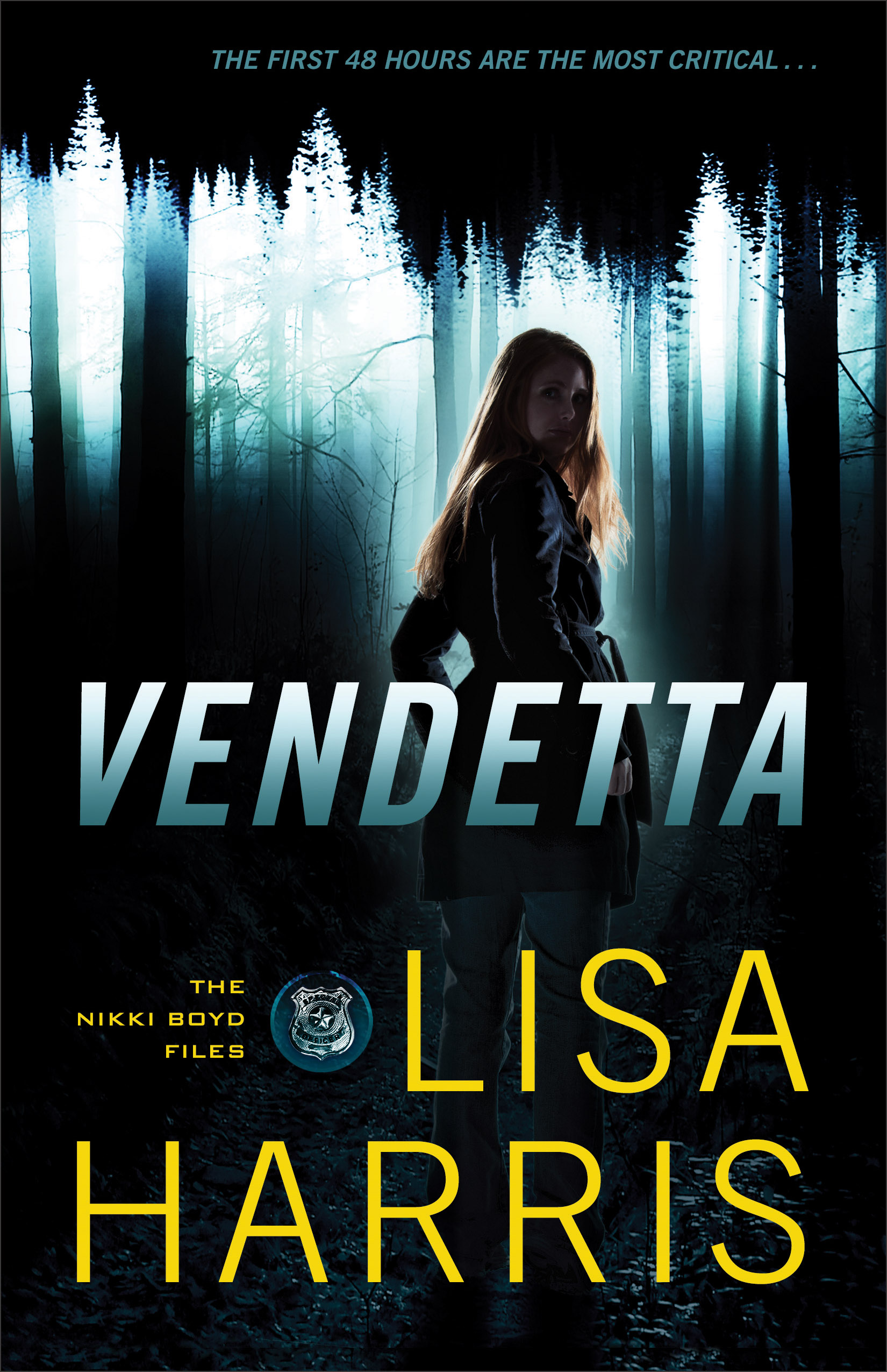 Vendetta Book Cover