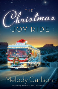 The Christmas Joy Ride Book Cover