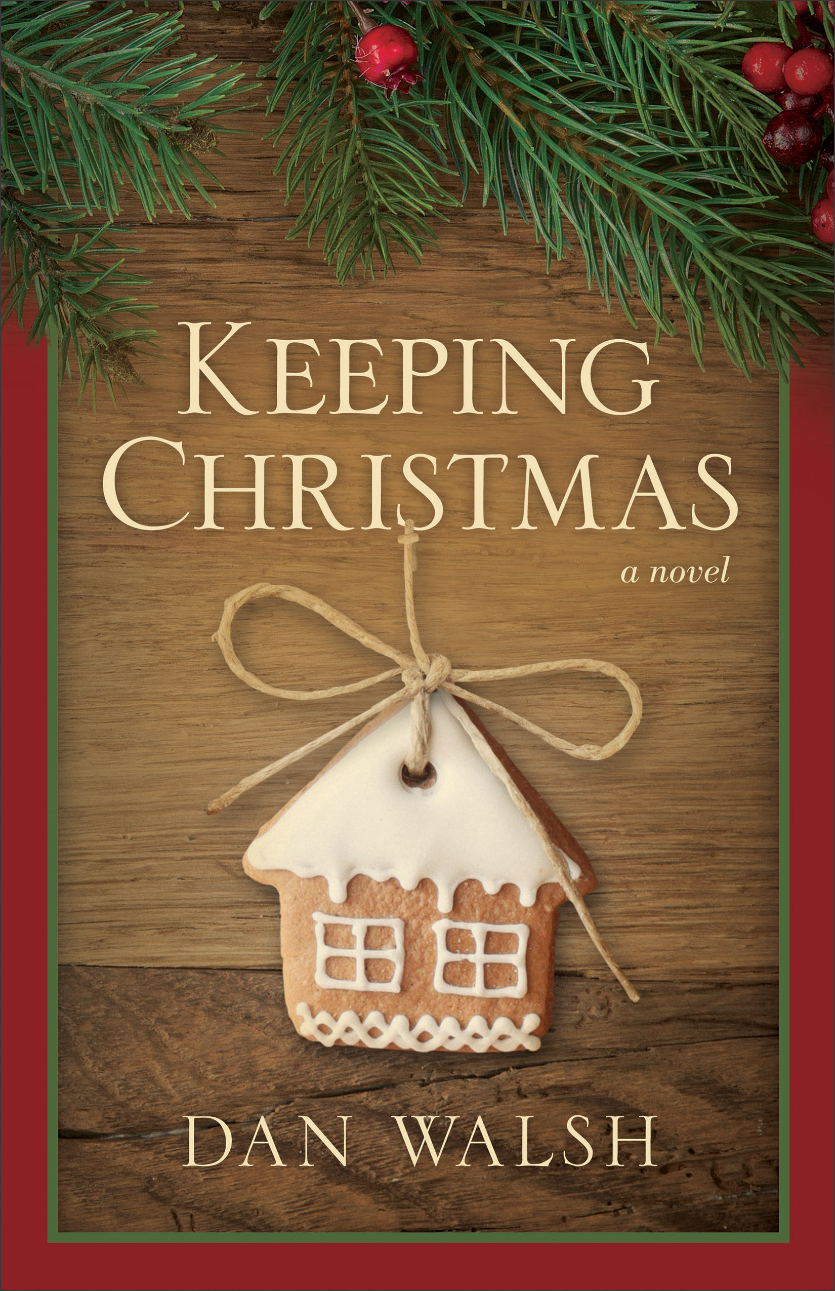 Keeping Christmas Book Cover