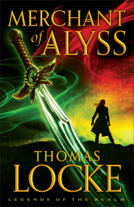 Merchant of Alyss-Book Cover