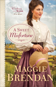 A Sweet Misfortune-Book Cover