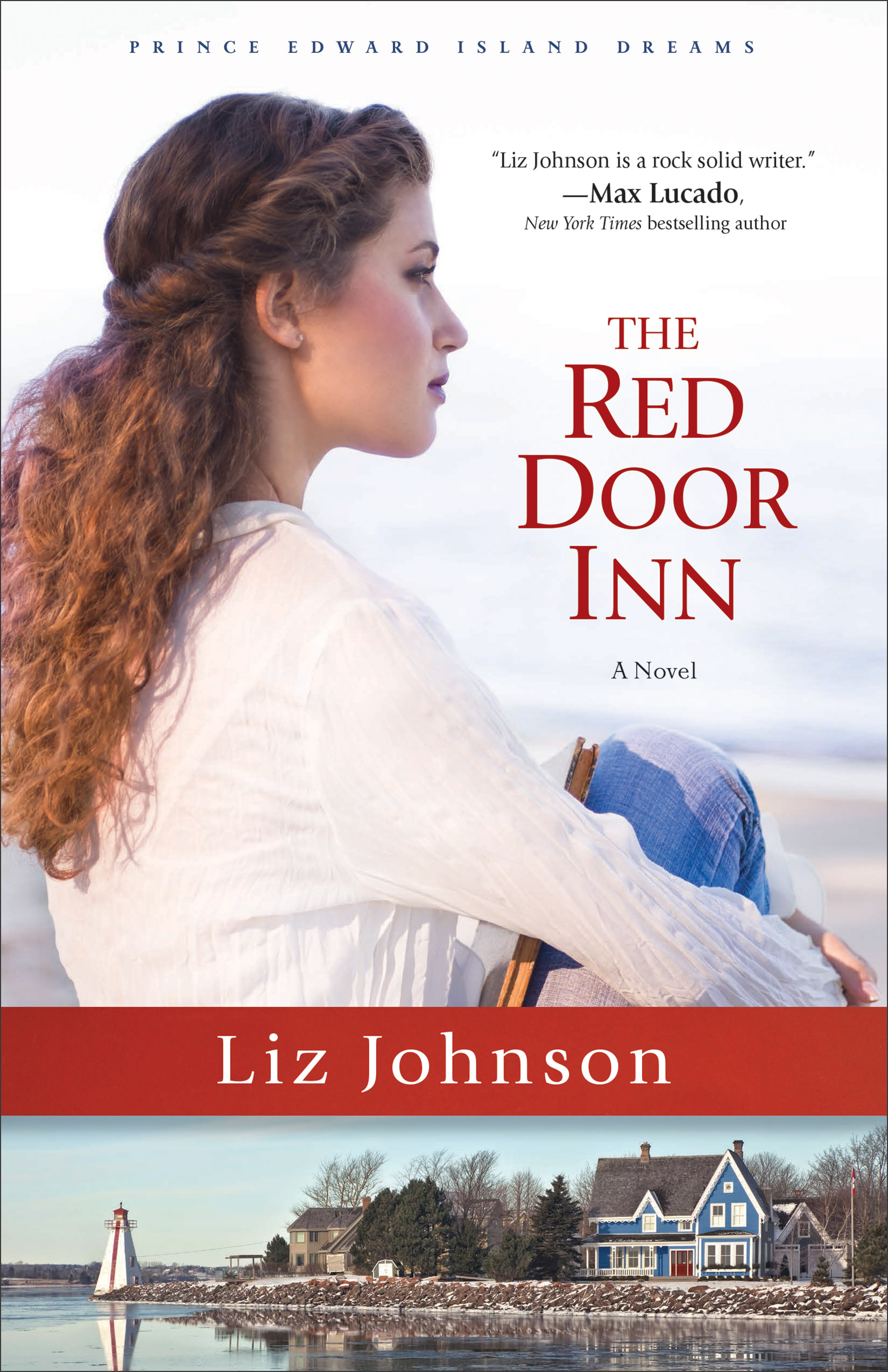 The Red Door Inn-Book Cover