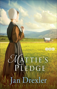 Mattie's Pledge-Book Cover