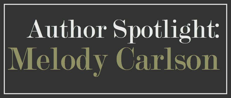 Author Spotlight Melody Carlson
