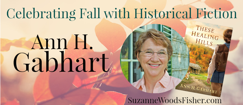 Celebrating fall with historical fiction Ann H. Gabhart