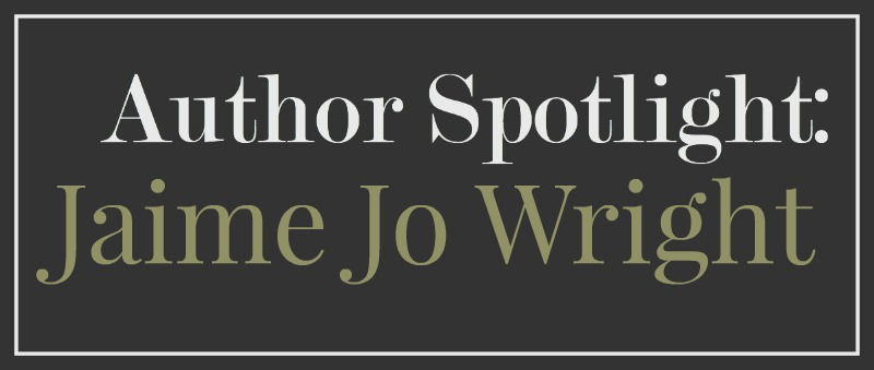 Author Spotlight Jaime Jo Wright