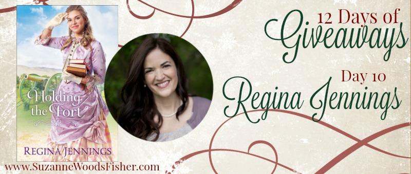 12 Days Regina Jennings
