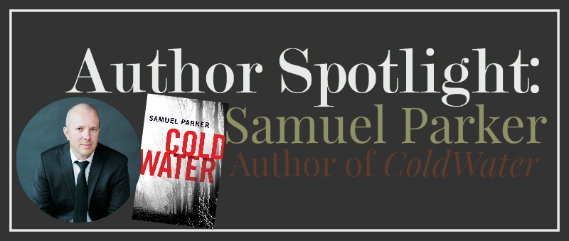 Author Spotlight samuel Parker