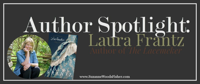 Author Spotlight Laura Frantz
