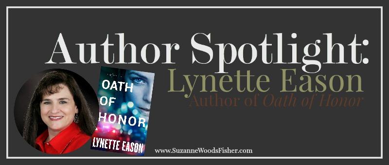 Author Spotlight Lynette Eason