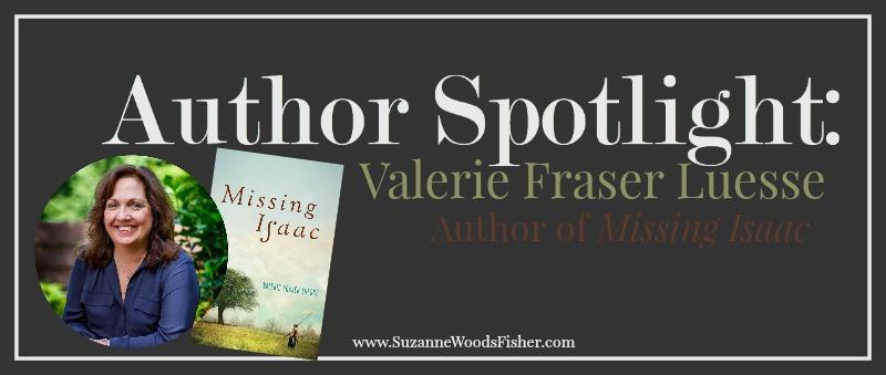 Author Spotlight Valerie Luesse